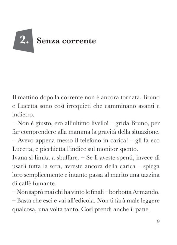 Alla scoperta di Valle Stretta, libro di narrativa, pagina 1