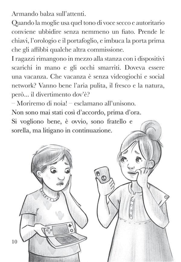 Alla scoperta di Valle Stretta, libro di narrativa, pagina 2