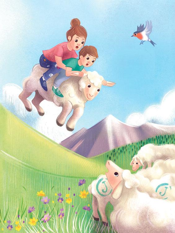 Alla scoperta di Valle Stretta, libro di narrativa, pagina 3