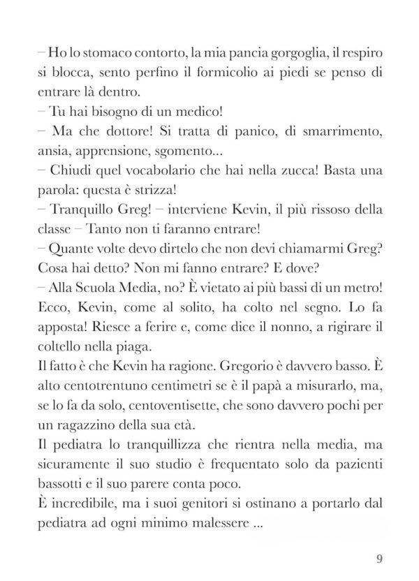 Finché siamo noi, libro di narrativa, pagina 4